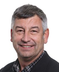 Joachim Ciliox, Mitglied des Kreistages