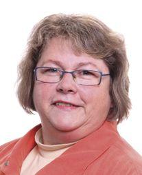 Brigitte Klingelhöfer, Mitglied des Kreistages