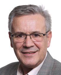 Lothar Mücke, Mitglied der SPD-Kreistagsfraktion