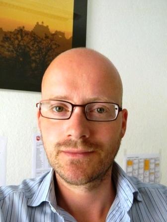Michael Müller, Geschäftsführer der Marburger SPD-Fraktion